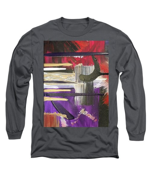 Solvent Cosmo Long Sleeve T-Shirt