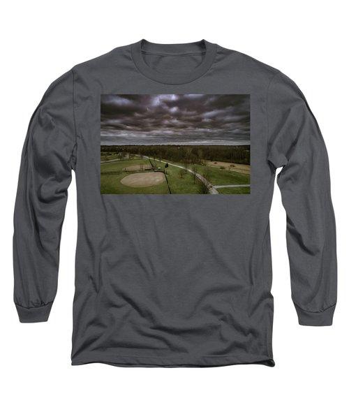Somber Day Long Sleeve T-Shirt