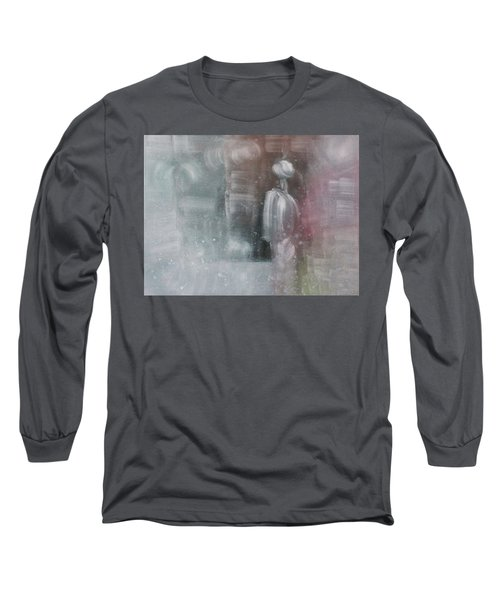 Some People Live Very Tired Long Sleeve T-Shirt