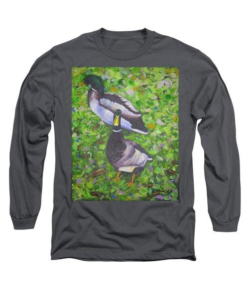 Somerset Ducks Long Sleeve T-Shirt