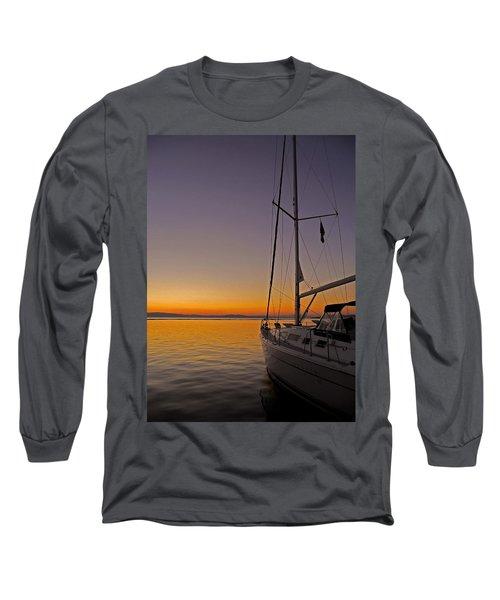 Somewhere Beyond The Sea ... Long Sleeve T-Shirt