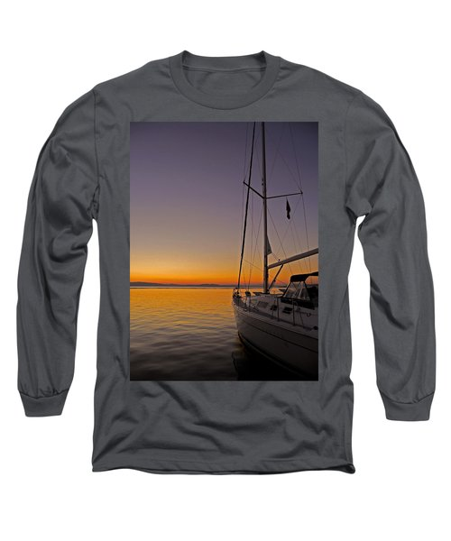 Somewhere Beyond The Sea ... Long Sleeve T-Shirt