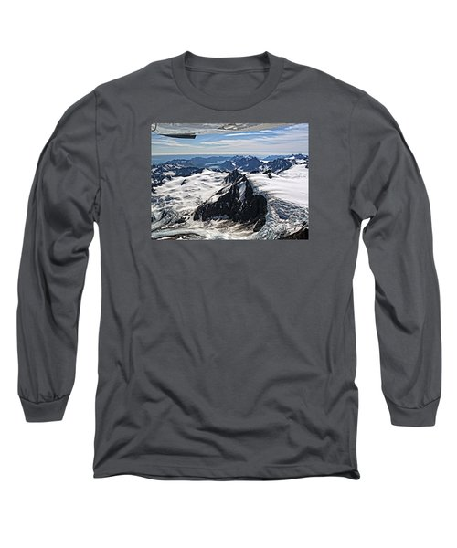 Somewhere Over Alaska Long Sleeve T-Shirt