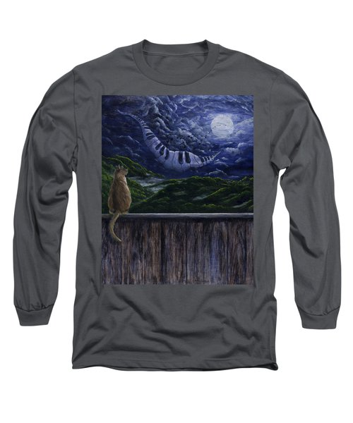Song In The Night Long Sleeve T-Shirt