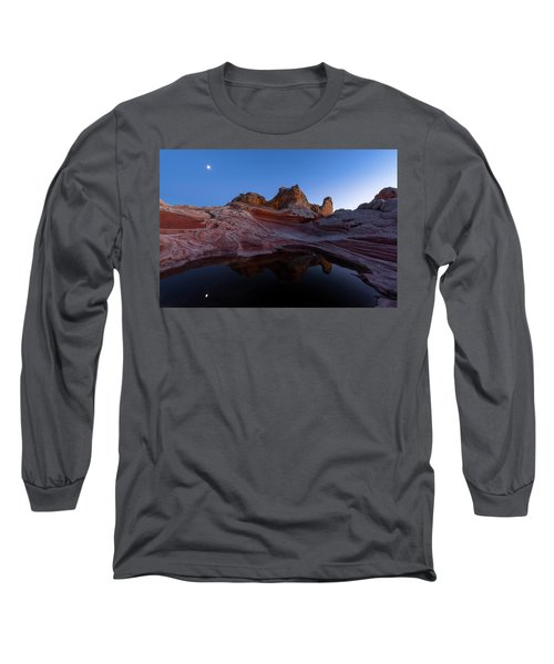 Long Sleeve T-Shirt featuring the photograph Song Of The Desert by Dustin LeFevre