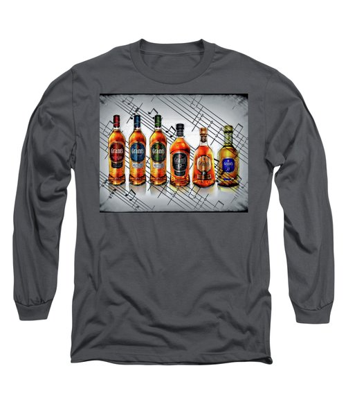 Song Of The Spirits Long Sleeve T-Shirt