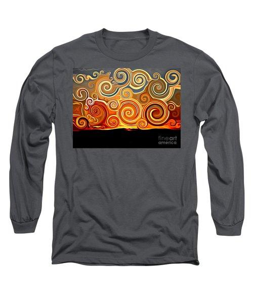 Sonora Sunrise  Long Sleeve T-Shirt