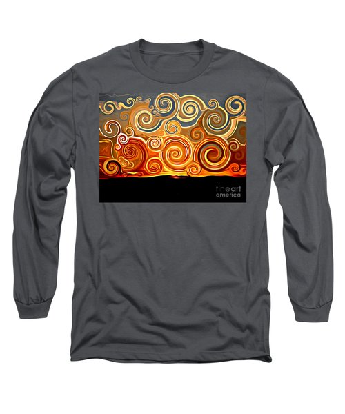 Sonora Sunrise  Long Sleeve T-Shirt