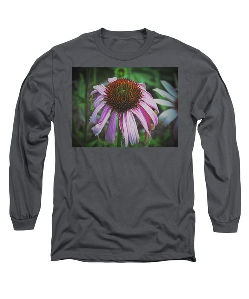 Long Sleeve T-Shirt featuring the photograph Sorrow by Karen Stahlros