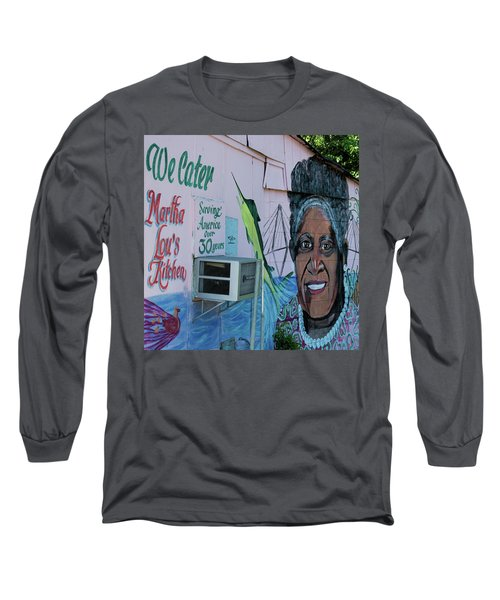Martha Lou's Long Sleeve T-Shirt