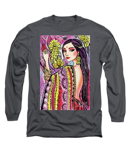 Soul Of India Long Sleeve T-Shirt