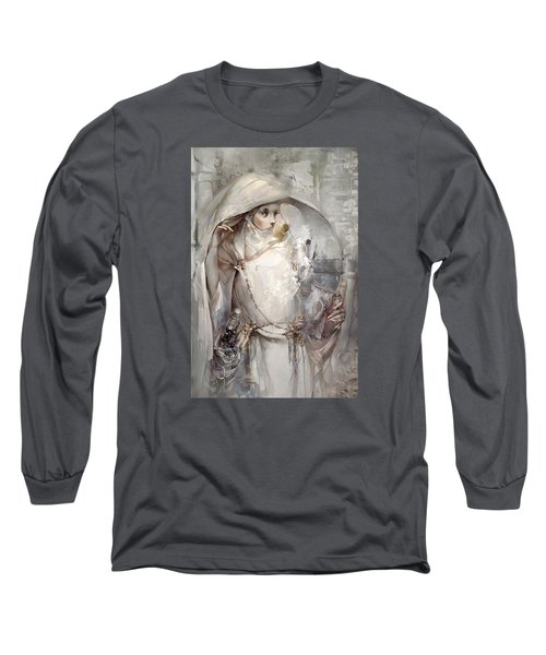 Soul Long Sleeve T-Shirt by Te Hu
