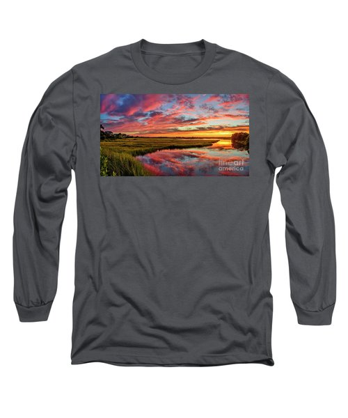 Sound Refections Long Sleeve T-Shirt