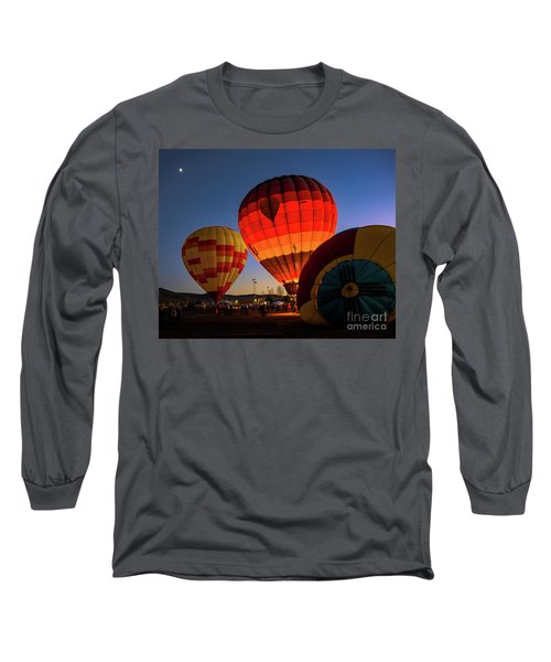 Sound Retreat Long Sleeve T-Shirt