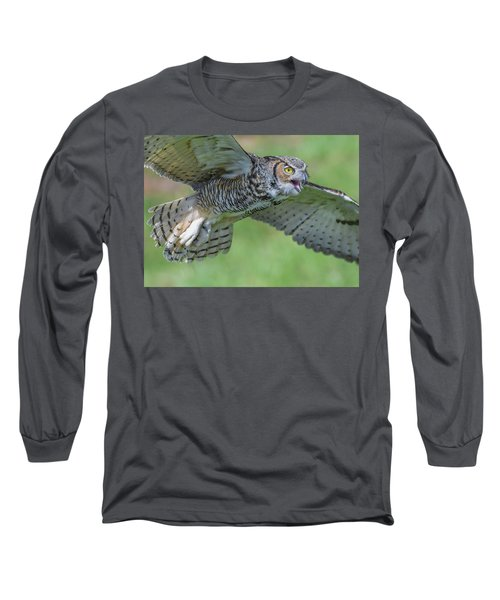 Sounding Out Long Sleeve T-Shirt