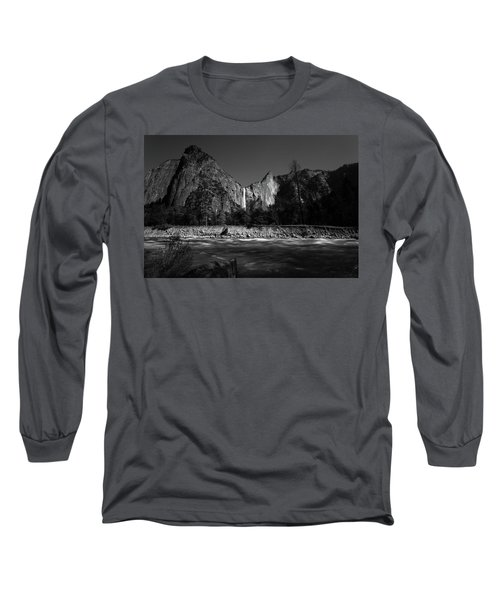 Sources Long Sleeve T-Shirt by Ryan Weddle