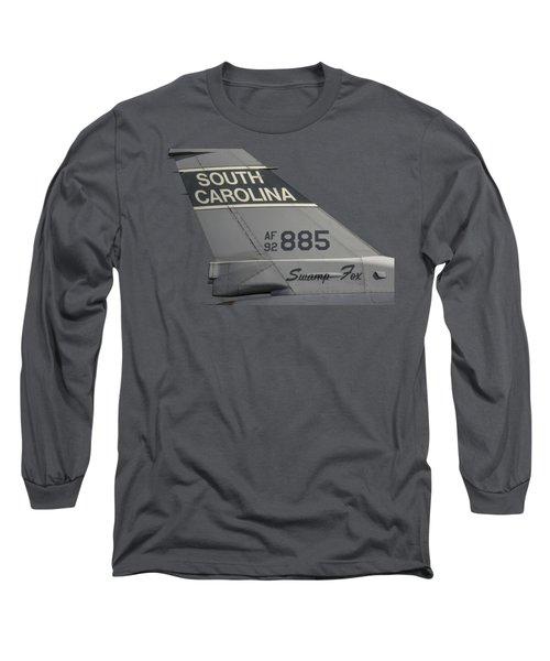 South Carolina Swamp Fox  Long Sleeve T-Shirt