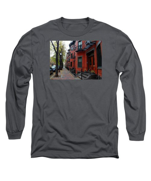 South End - Boston Long Sleeve T-Shirt