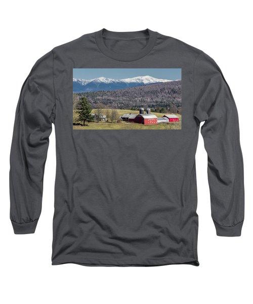 South Kirby Spring Long Sleeve T-Shirt by Tim Kirchoff
