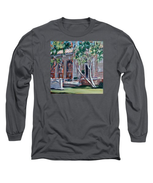 South Pasadena Library Long Sleeve T-Shirt