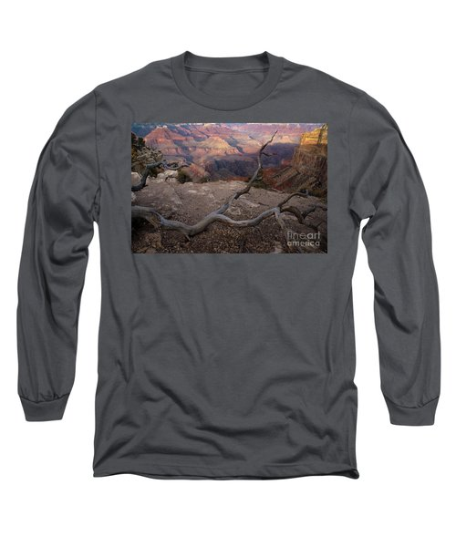 South Rim Golden Hour Long Sleeve T-Shirt