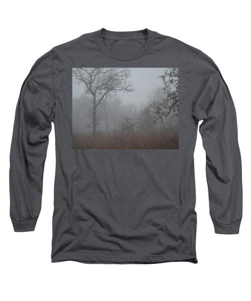 South Texas Fog I Long Sleeve T-Shirt by Carolina Liechtenstein