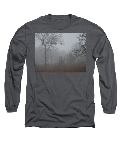South Texas Fog I Long Sleeve T-Shirt
