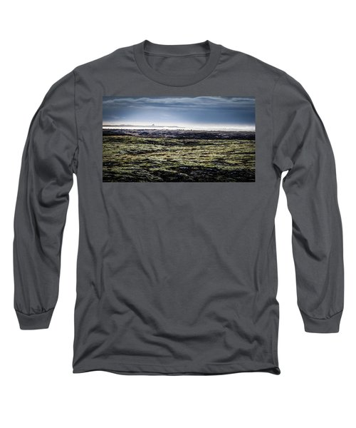 South West Iceland Long Sleeve T-Shirt