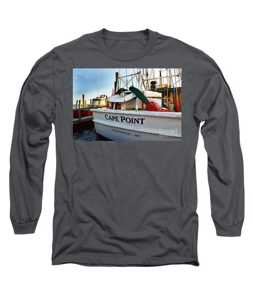 Southport Cape Point Boat Long Sleeve T-Shirt