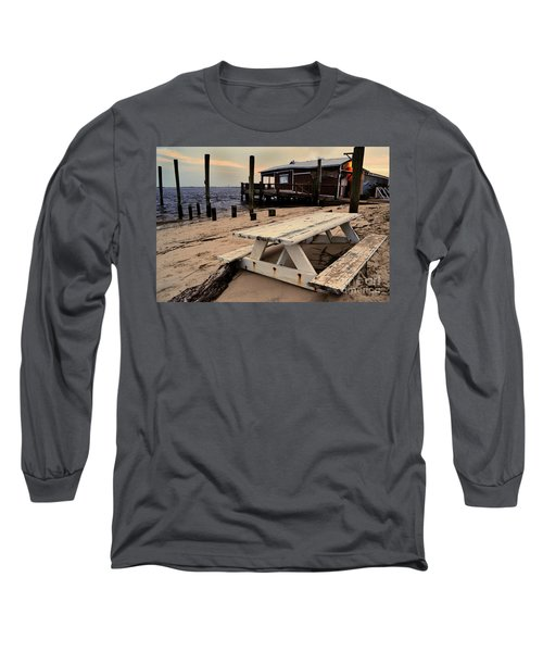 Southport Picnic Table Long Sleeve T-Shirt