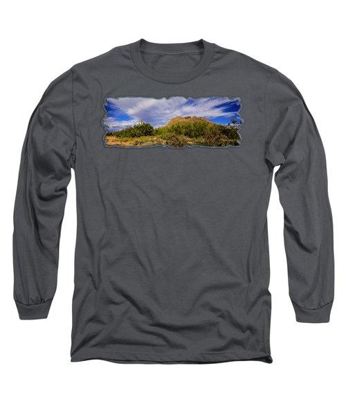 Southwest Summer P12 Long Sleeve T-Shirt by Mark Myhaver