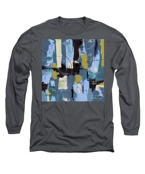 Spa Abstract 2 Long Sleeve T-Shirt