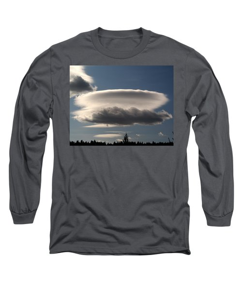 Spacecloud Long Sleeve T-Shirt