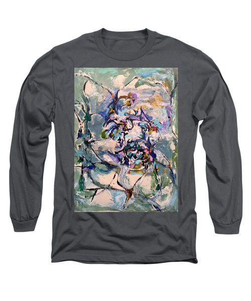 Spacial Encounter Long Sleeve T-Shirt
