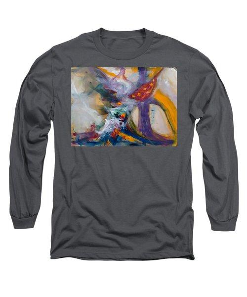 Spacial Encounters Long Sleeve T-Shirt