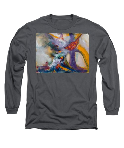 Spacial Encounters Long Sleeve T-Shirt