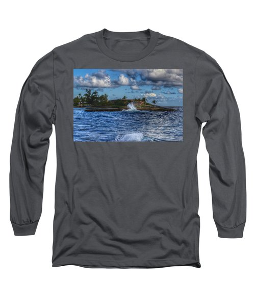 Spanish Fort  Long Sleeve T-Shirt