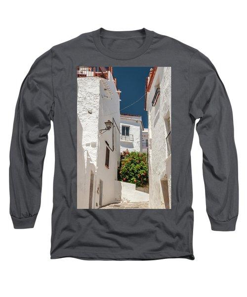 Spanish Street 2 Long Sleeve T-Shirt