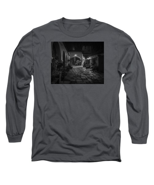 Spanish Village Long Sleeve T-Shirt