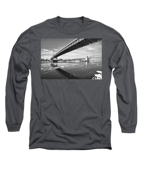 Spanning Bridges Long Sleeve T-Shirt