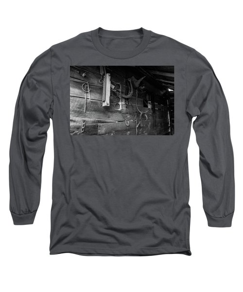 Spare Parts Long Sleeve T-Shirt