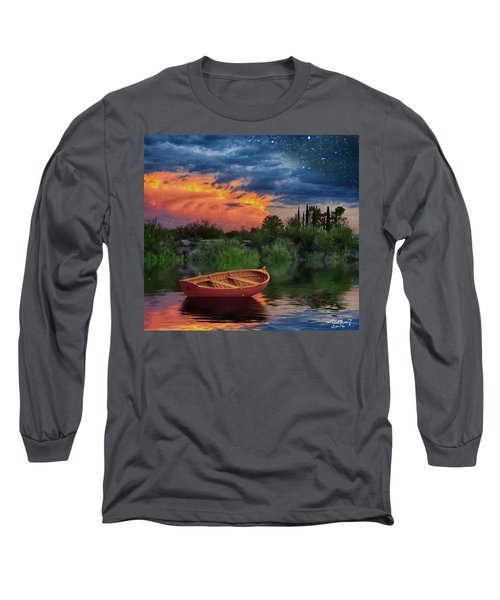 Sparkle Pond Long Sleeve T-Shirt