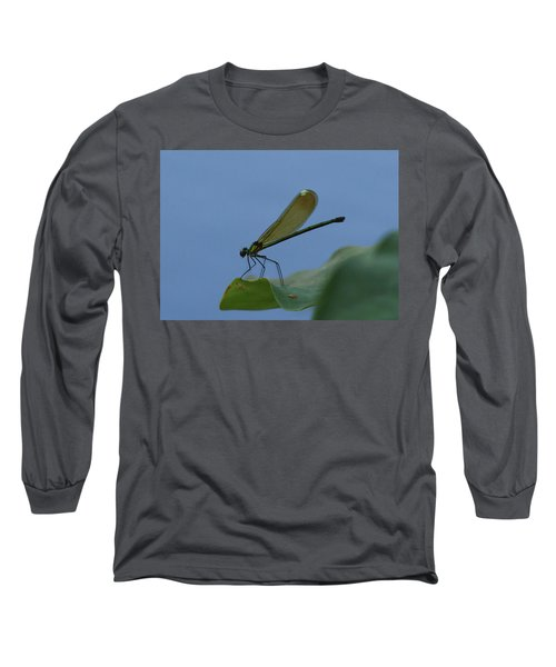 Sparkling Jewelwing #2 Long Sleeve T-Shirt
