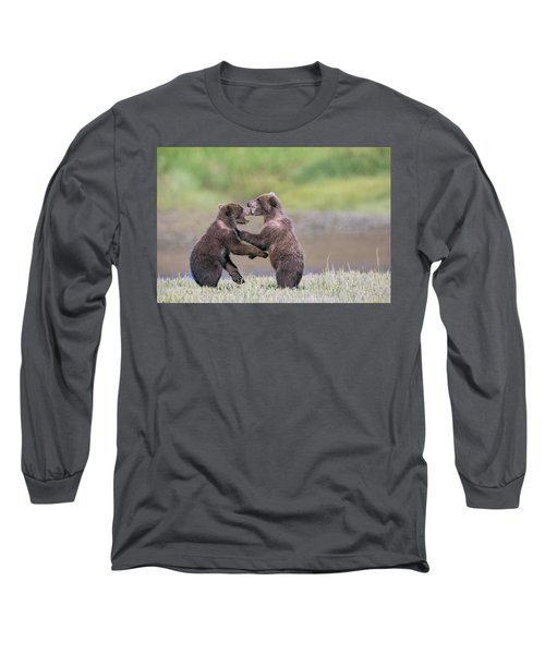 Sparring Cubs Long Sleeve T-Shirt