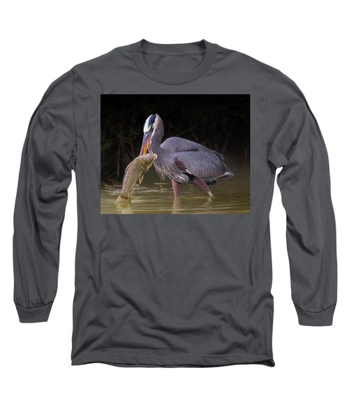 Spear Fisher Long Sleeve T-Shirt