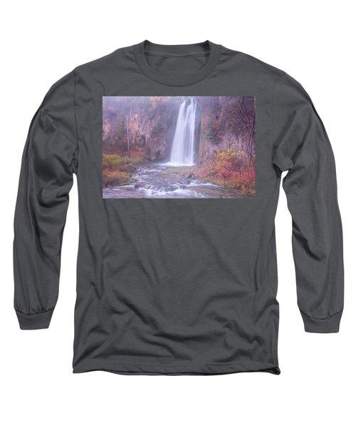 Spearfish Falls Long Sleeve T-Shirt