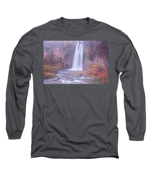 Spearfish Falls Long Sleeve T-Shirt