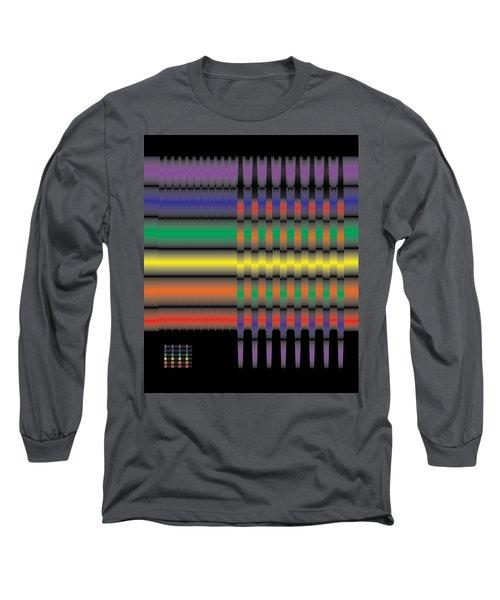 Spectral Integration Long Sleeve T-Shirt