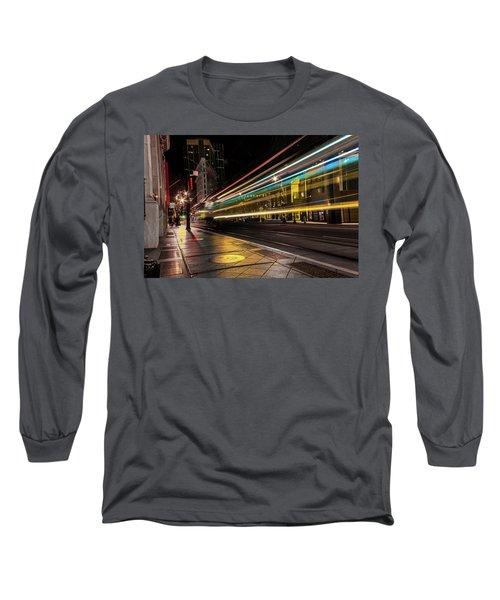 Speed Of Light Long Sleeve T-Shirt