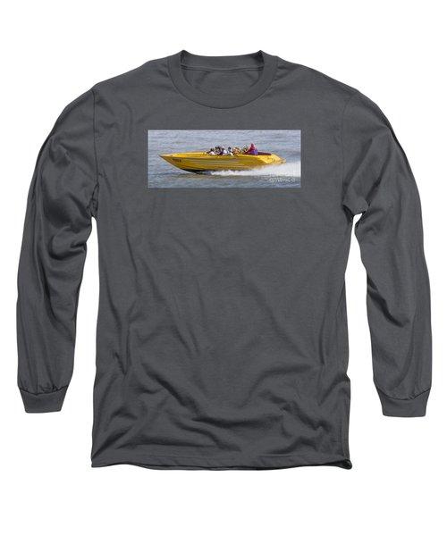 Speedboat Ride Long Sleeve T-Shirt